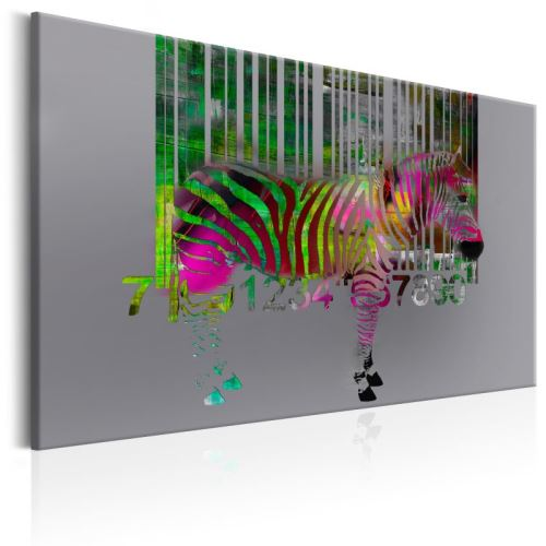 Tableau - Zoo of Modernity .Taille : 120x80