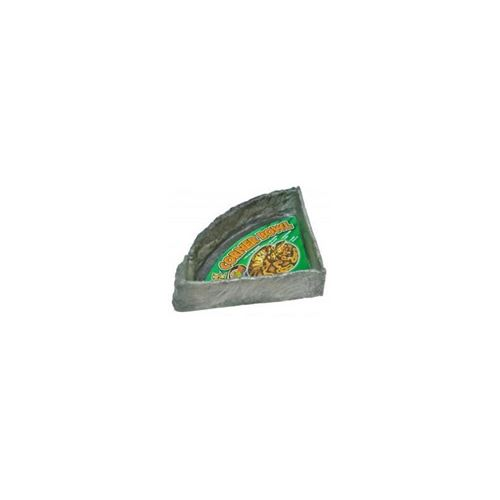 zoomed gamelle d'angle - xl - pour reptile
