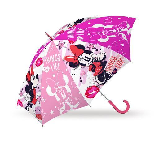 Disney parapluie pour enfants Minnie Mouse junior 46 cm polyester rose