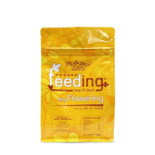 Engrais long flowering powder feeding 2.5 kilos - green house
