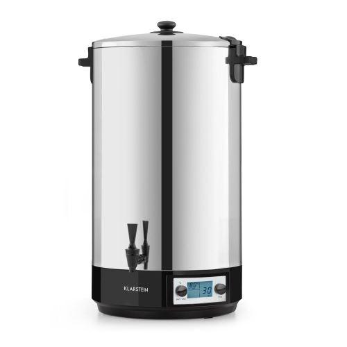Klarstein KonfiStar 60 Digital Stérilisateur & distributeur de boissons 60 litre