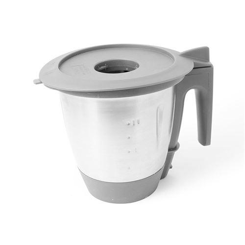 Bol Avec Couvercle Pour Robot Cuisio Reverse De Kitchencook
