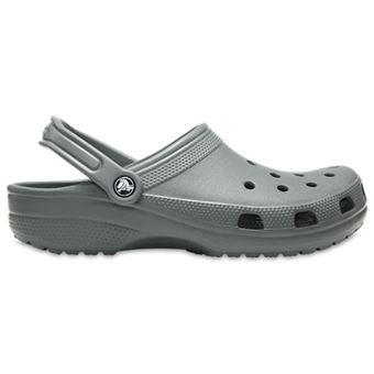6ec12c74b7f8 Crocs Classic Clogs Chaussures Sandales Roomy Fit in Slate Gris 10001 0DA   UK M10 W11 US M11  - Chaussures et chaussons de sport - Achat   prix