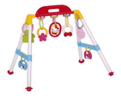 Simba 104014870 - Hello Kitty - Gym de bébé - 64,5 x 52 x 49 cm