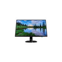 """HP 24y - LED-monitor - 23.8"""" - 1920 x 1080 Full HD (1080p) - IPS - 250 cd/m² - 1000:1 - 8 ms - HDMI, DVI-D, VGA - zwart"""