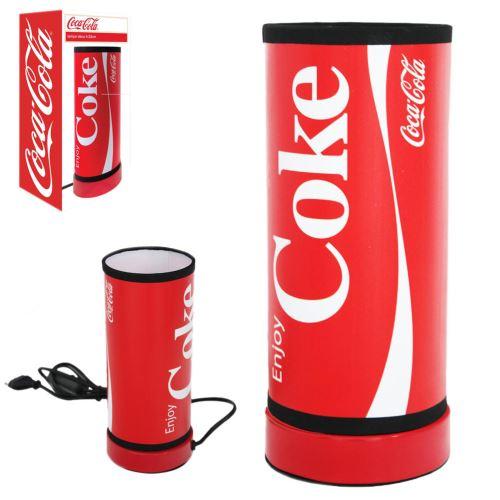 Petite lampe tube Coca-cola