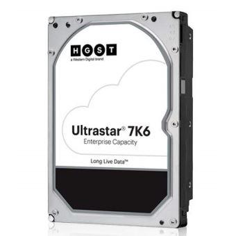 Western Digital HGST 7 K6, 3.5 , 6000 Go, 7200 RPM