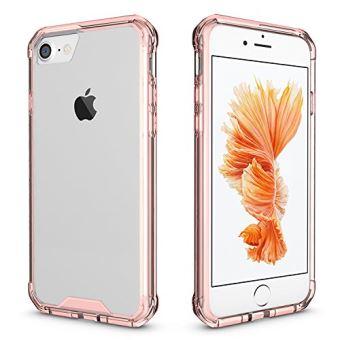 coque iphone 6 contour rose
