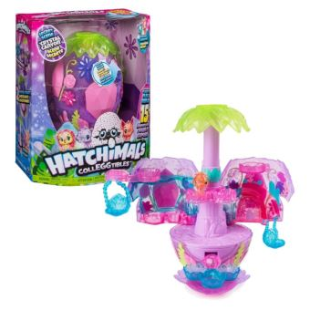 La scène secrète du Crystal Canyon Hatchimals CollEGGtibles Spin Master