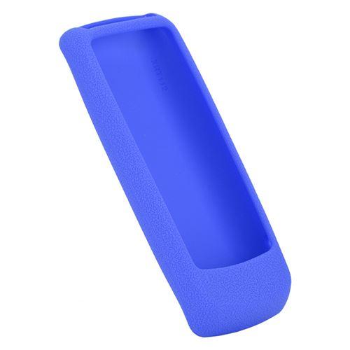 Housse de Protection en Silicone pour Télécommande TV VIZIO-XRT112 - bleu