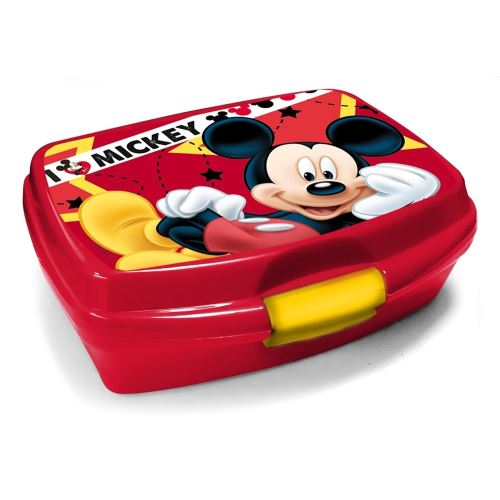 Boite à goûter Mickey Mouse enfant Ecole STAR