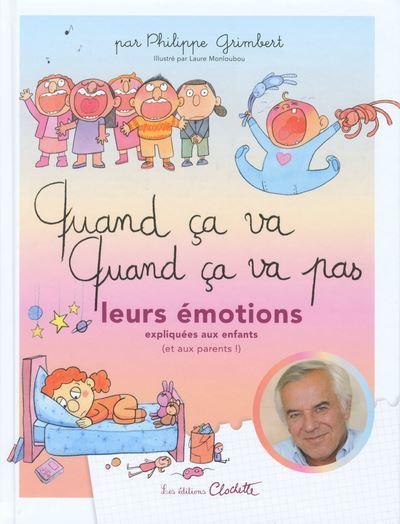 Leurs émotions expliquées aux enfant