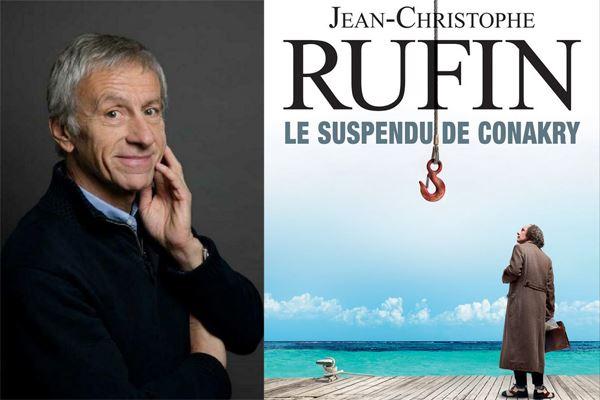 """Résultat de recherche d'images pour """"le suspendu de conakry jean christophe rufin"""""""
