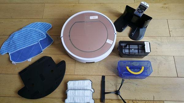 Test ILIFE V7S PRO, l'aspirateur robot 2 en 1 laveur