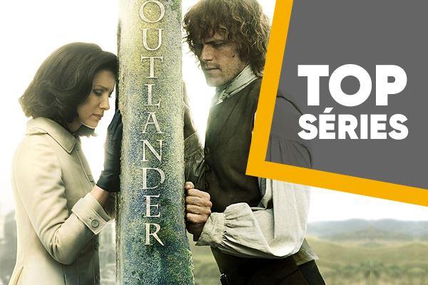 Top des sorties DVD séries en avril 2018 : Outlander, Mr. Robot, Les Innocents...