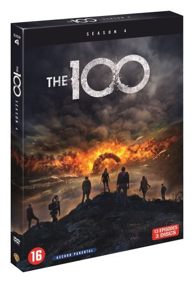 The-100-Saison-4-DVD