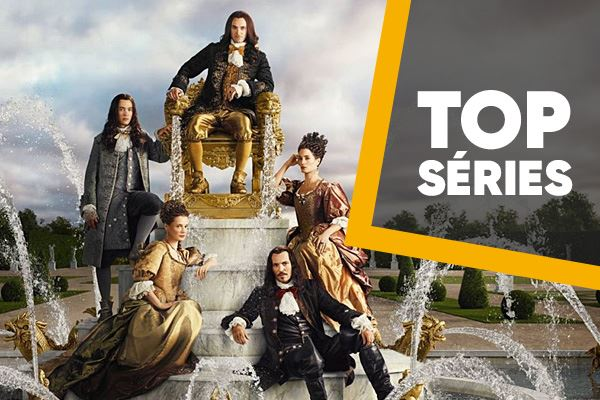 Top des sorties DVD séries en mai 2018 : Versailles, Blue Bloods, Supernatural...