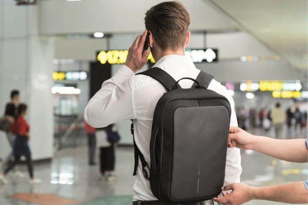 Les sacs à dos antivol Bobby XD Design : la sécurité en plus