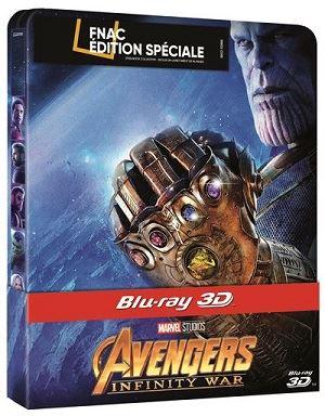 Avengers-Infinity-War-Edition-Fnac-Steelbook-Blu-ray-3D