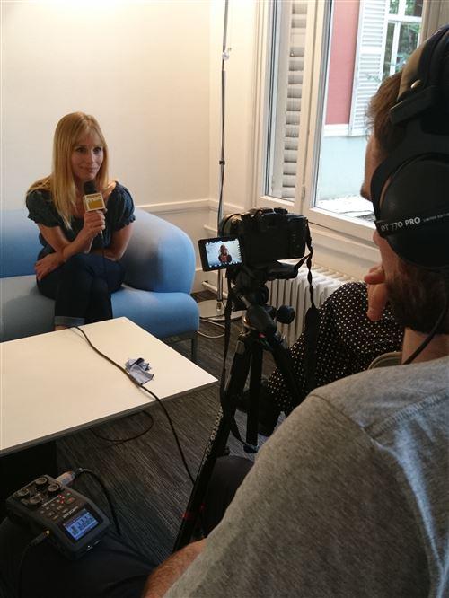 Interview Fnac.com d'Adeline Dieudonné (2018)