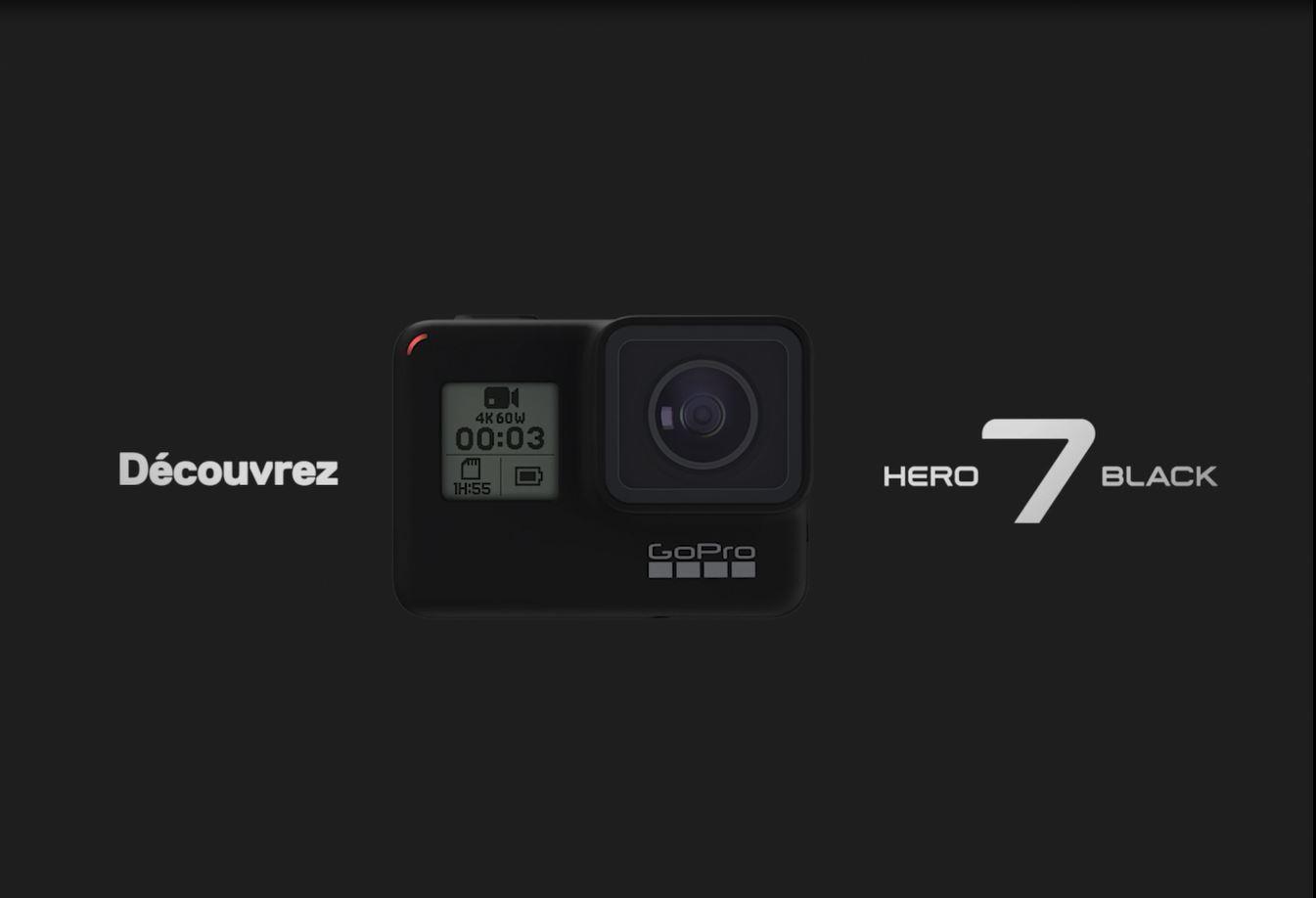 GoPro Hero Black 7_une