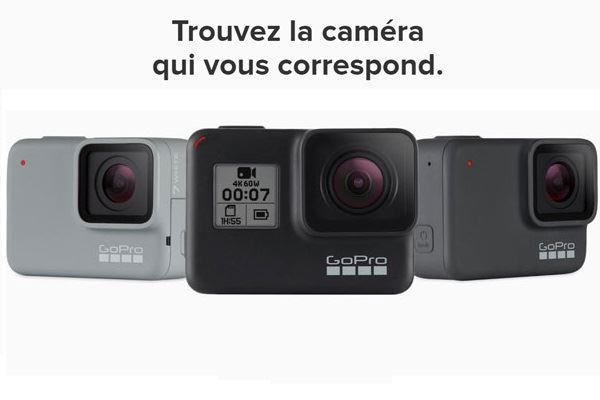 GoPro Hero 7 : prix, caractéristiques, date de sortie de la nouvelle caméra de sport