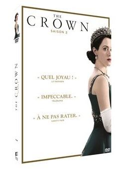 The-Crown-Saison-2-DVD