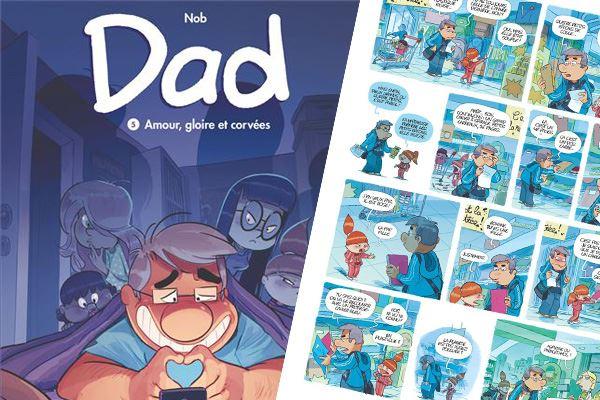 Apprends A Dessiner Avec Nob Createur De Dad Et De Mamette