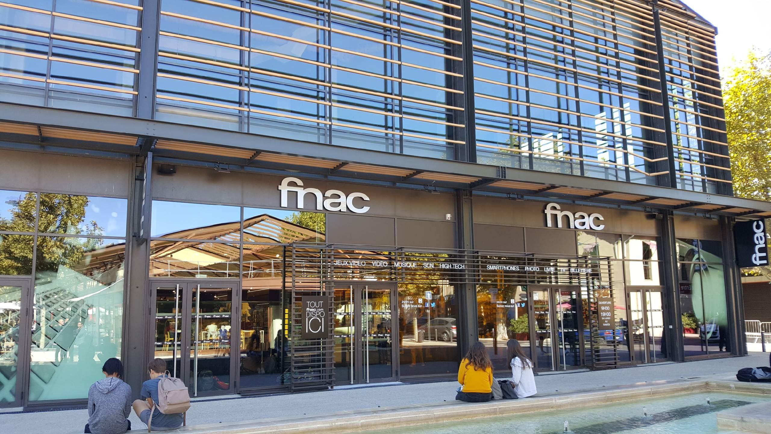 Une nouvelle fnac salon de provence conseils d 39 experts fnac - Magasin meuble salon de provence ...