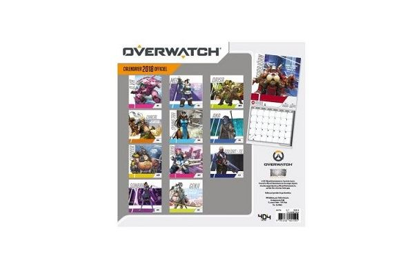 calendrier overwatch