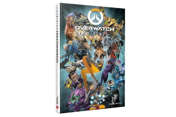 livre overwatch origines