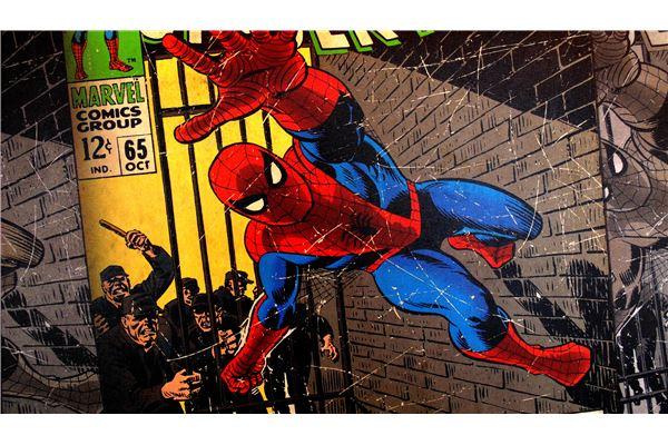 comic-spiderman-614363