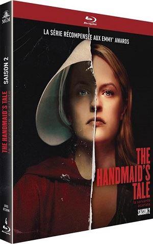 The-Handmaid-s-Tale-Saison-2-Blu-ray