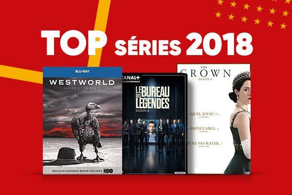 Top 10 des meilleures séries TV de l'année 2018