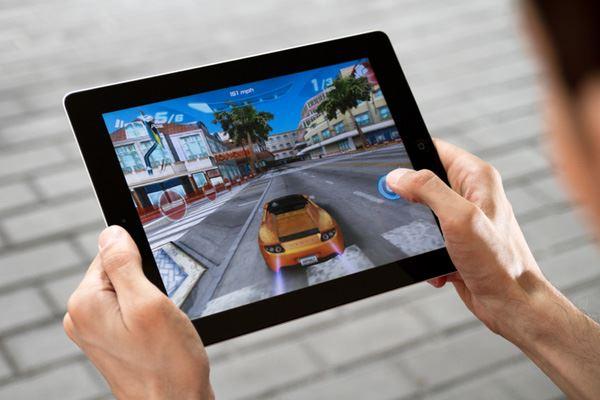 5 tablettes tactiles pour jouer