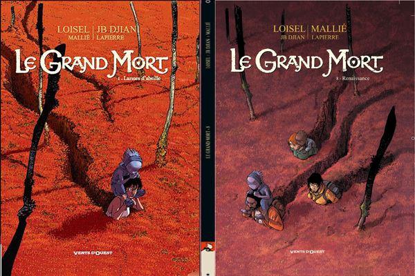 Le Grand Mort : la conclusion d'une bande dessinée mortelle