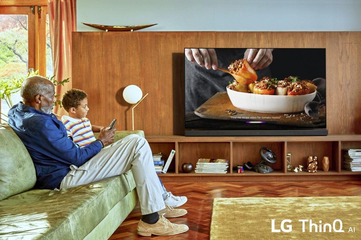 téléviseur LG 8K