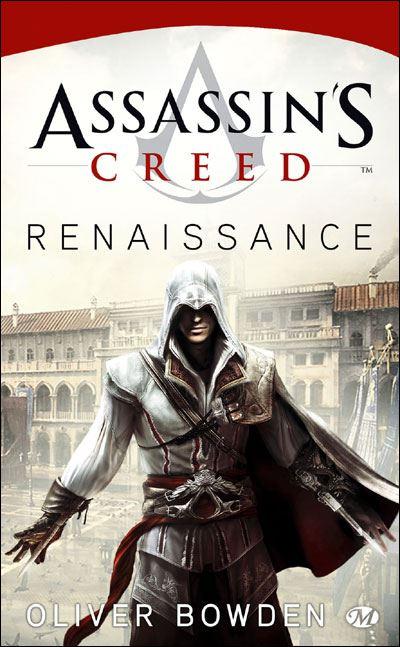 Renaissance oliver bowden assassin's creed