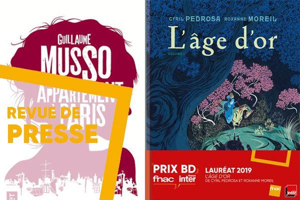Revue De Presse Du 14 Au 21 Janvier 2019 Les Livres A Ne