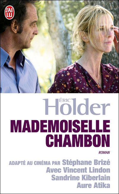 Mademoiselle-Chambon eric holder