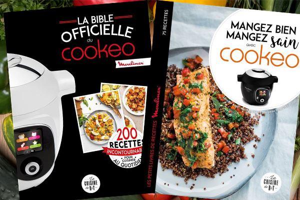 Folie Cookeo 6 Livres De Recettes Pour Succomber