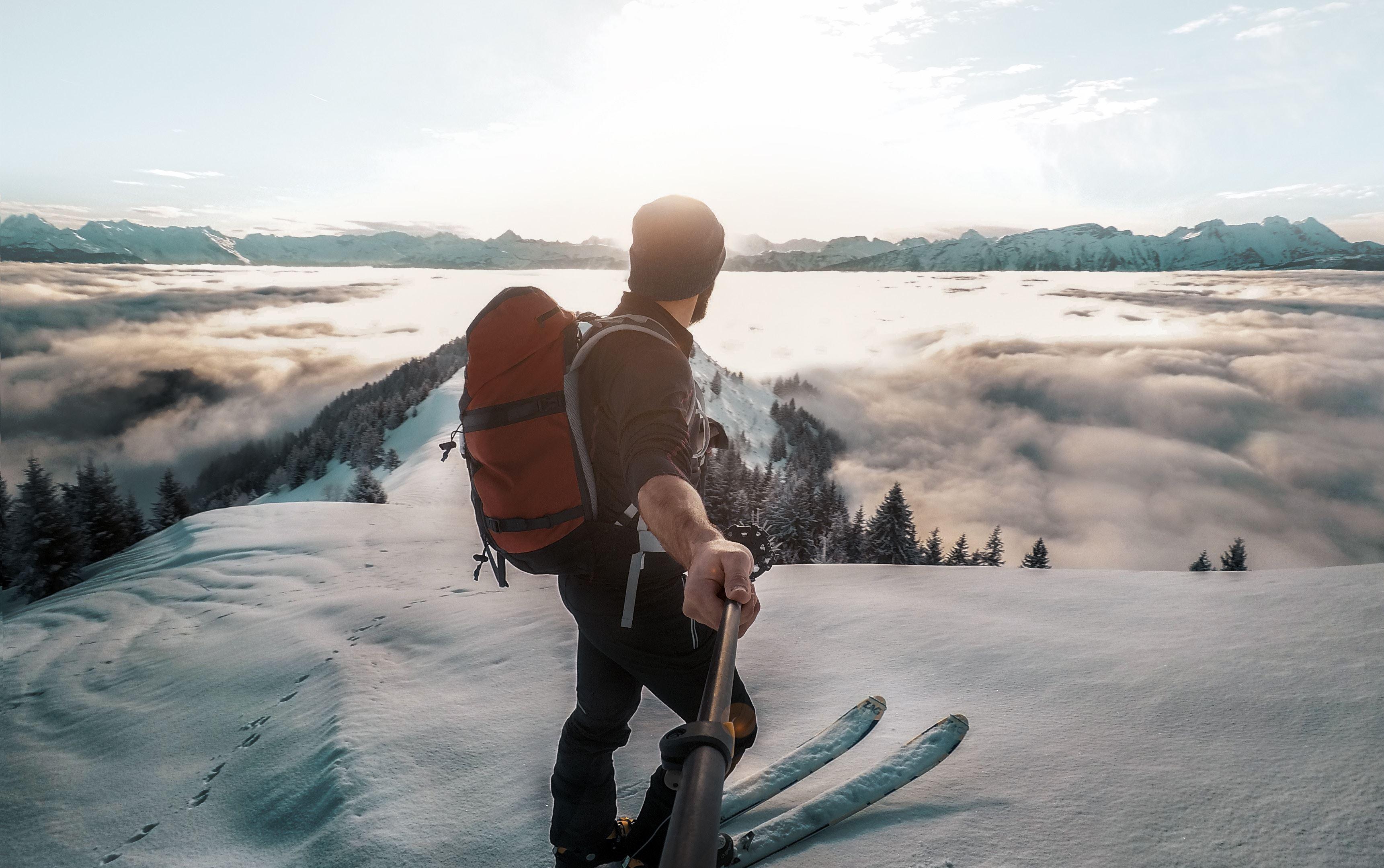 L'équipement High Tech du skieur