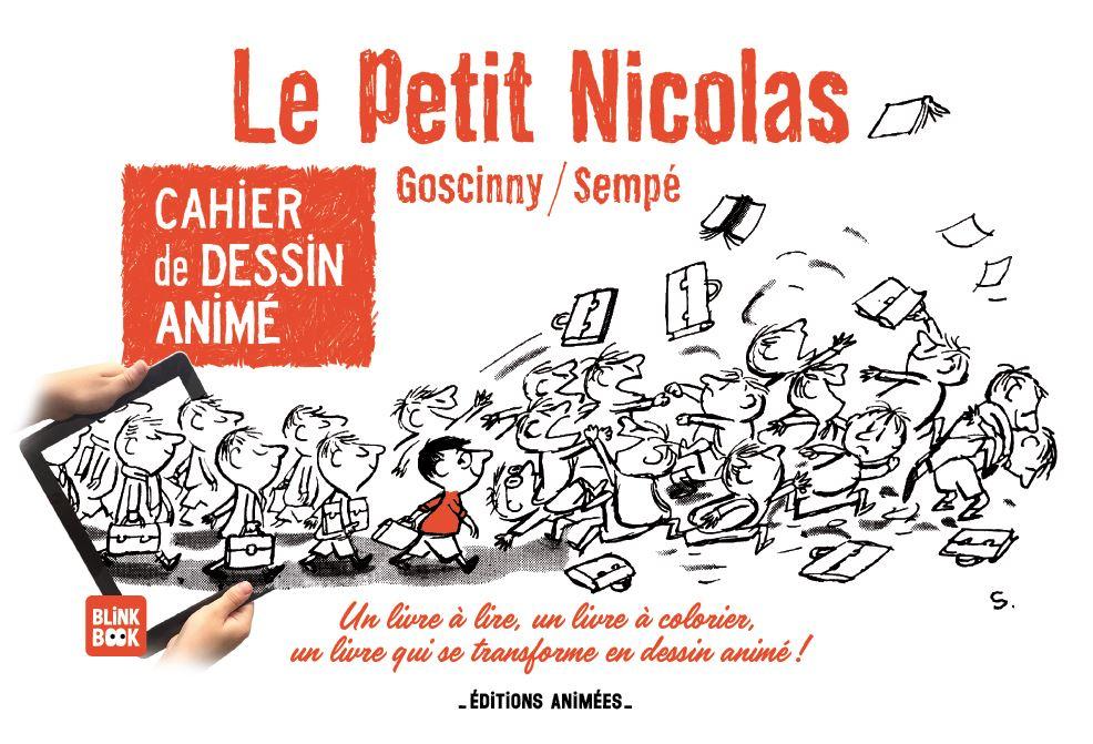 Coloriage Paprika Dessin Anime.Ateliers Animes Le Petit Nicolas Conseils D Experts Fnac