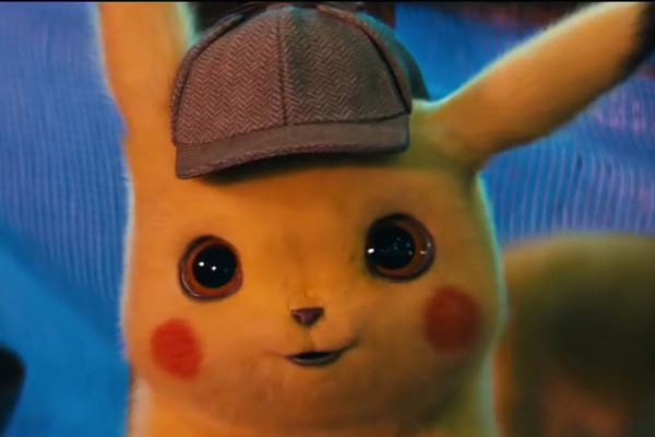 Dessin Pokemon Detective Pikachu