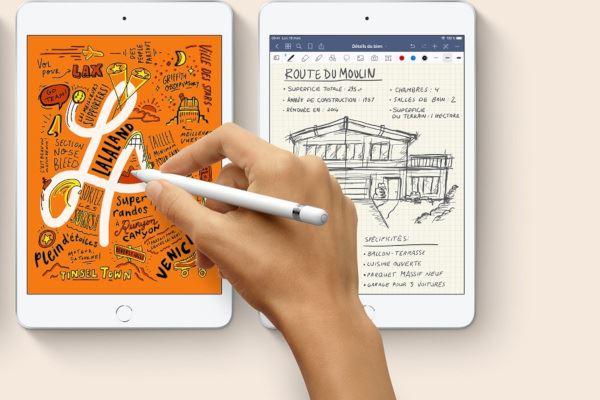 Apple dégaine deux nouveaux iPad !