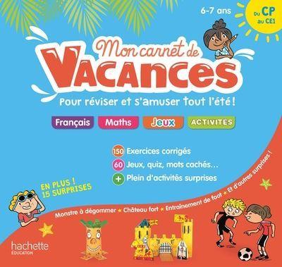 Ete 2019 Nos Cahiers De Vacances Preferes Conseils D Experts Fnac