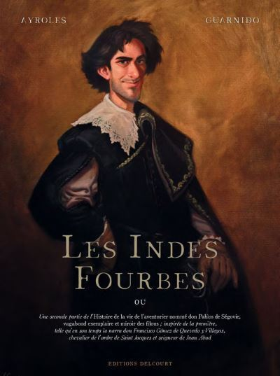 Les-Indes-fourbes juanjo guarnido