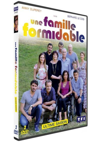 Une-famille-formidable-Saison-15-DVD