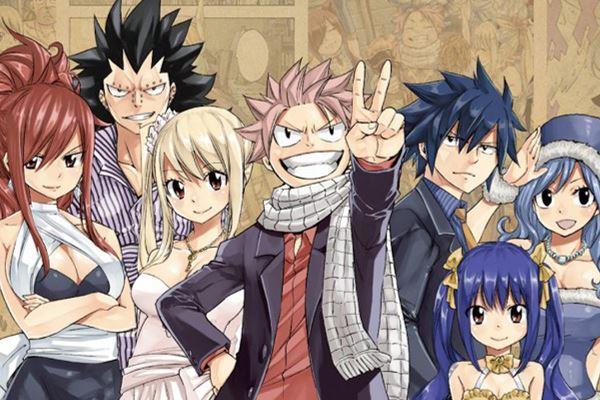 Le manga Fairy Tail de Hiro Mashima : ça raconte quoi ? - Conseils  d'experts Fnac