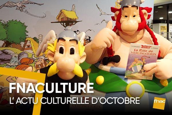 Fnaculture : l'actualité culturelle d'octobre